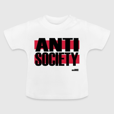 anti Society - Baby T-shirt