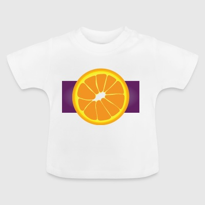 Sunny orange - Baby T-Shirt