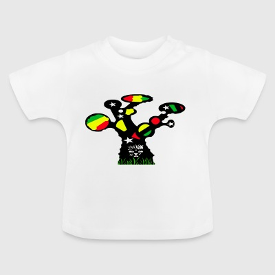 arbre fun - T-shirt Bébé