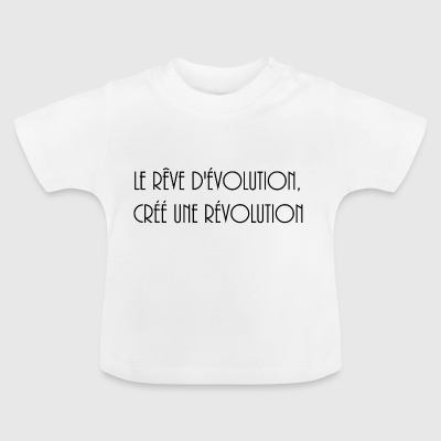 R'evolution - Baby-T-skjorte