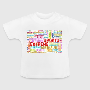 Extreme sports - Baby T-Shirt