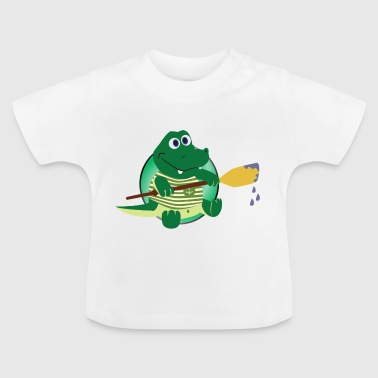 Krokodil Alligator - Baby T-Shirt