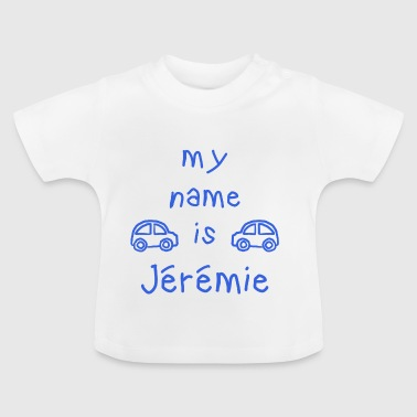 NAME IS MY JEREMIE - Maglietta per neonato