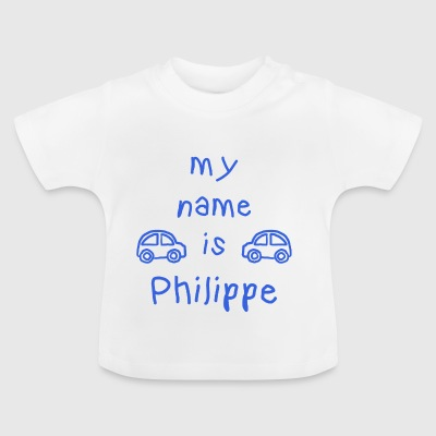 PHILIPPE JEG HEDDER - Baby T-shirt