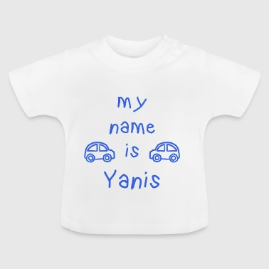 YANIS MY NAME IS - T-shirt Bébé