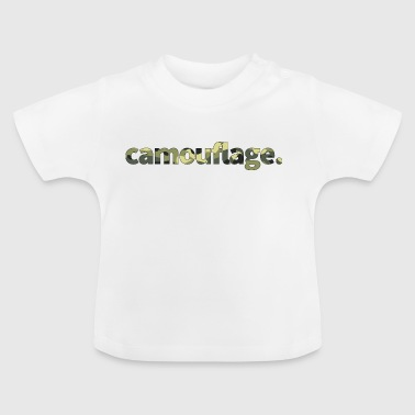 camouflage - Baby T-Shirt