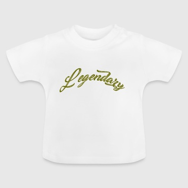 LegendaryOne - Camiseta bebé