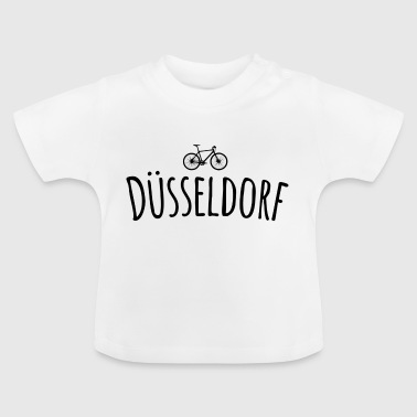 Bicycle Düsseldorf - Baby T-Shirt