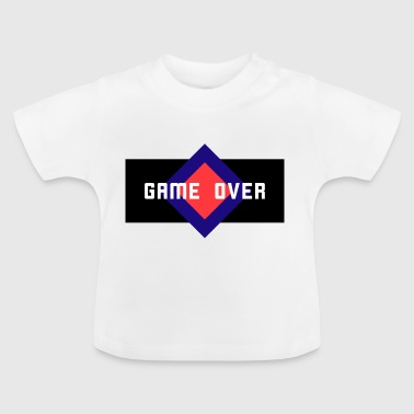game Over - Baby-T-skjorte