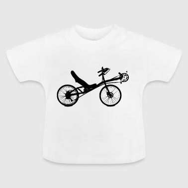 ligfiets - Baby T-shirt