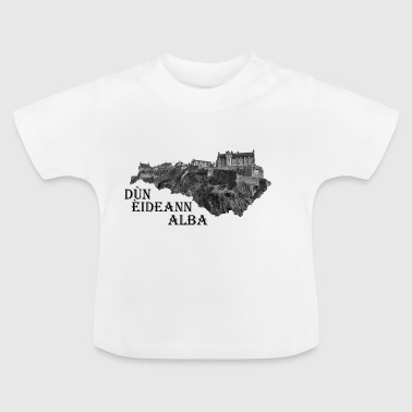 Edinburgh Castle Schottland - Baby T-Shirt