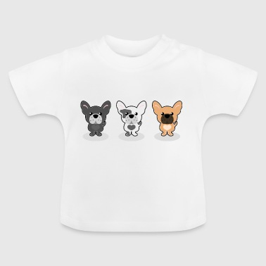 Frenchies - Baby T-shirt