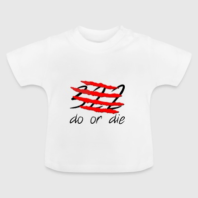 322 do or the crew neck - Baby T-Shirt