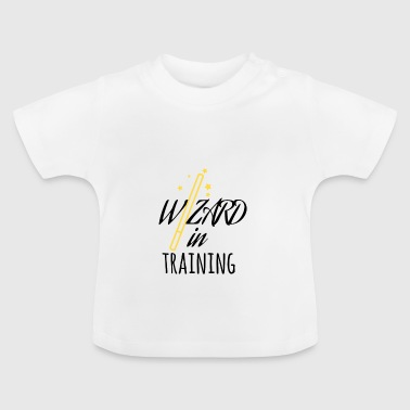 Wizard in Training - Baby T-Shirt