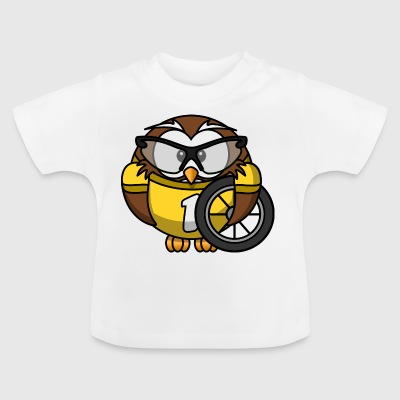 racers ugle - Baby T-shirt