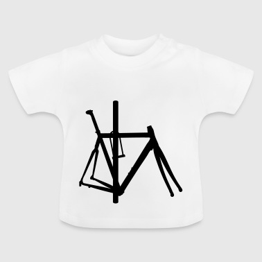 Bicycle frame 2 - Baby T-Shirt