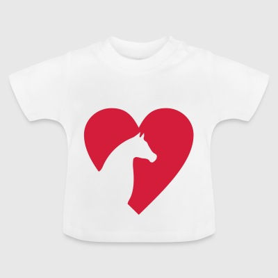 hest - Baby T-shirt