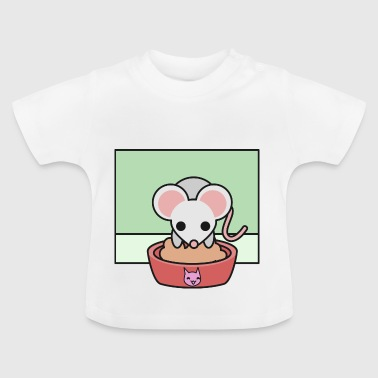 Bold mouse - Baby T-Shirt