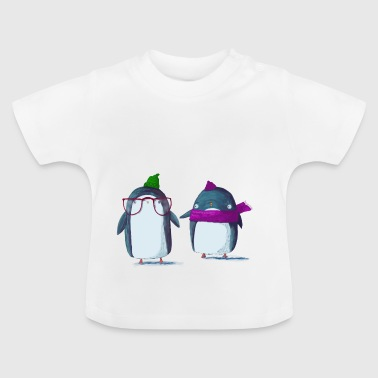 Funny penguin - Baby T-Shirt