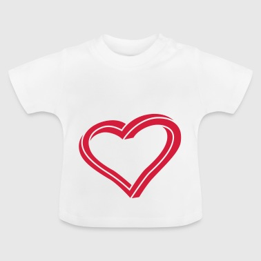 Twisted Heart - Baby T-Shirt
