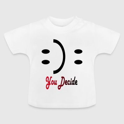 Double face - T-shirt Bébé