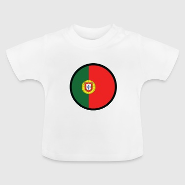 Marked By Portugal - Baby T-Shirt