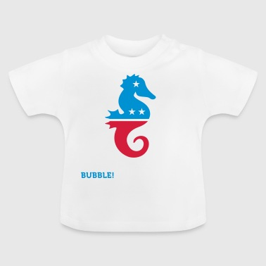 Political Party Animals: Seahorse - Baby T-Shirt