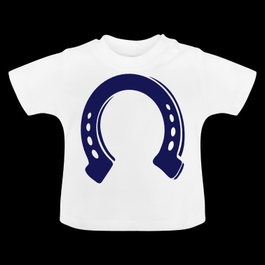 Horseshoes for riders - Baby T-Shirt