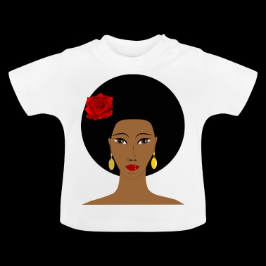 African American - Baby-T-shirt