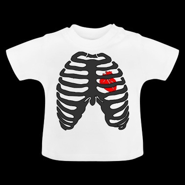 skelet - Baby T-shirt