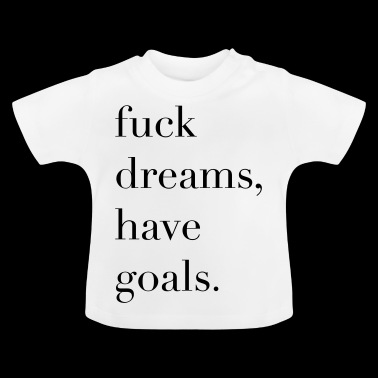 Search goals - Baby T-Shirt