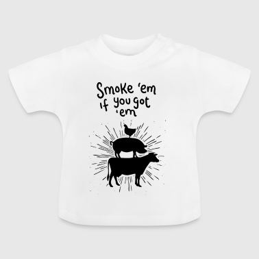 Tasty meat - Baby T-Shirt