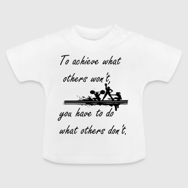 Fitness Kleidung - Baby T-Shirt