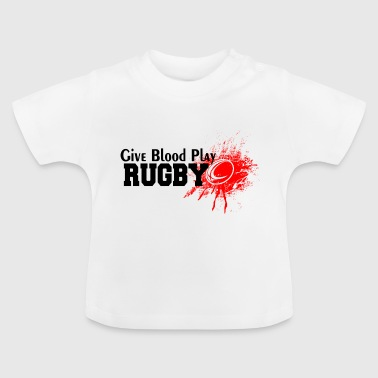 RUGBY - Baby-T-shirt