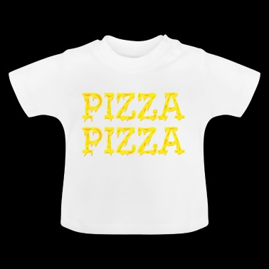 PIZZA PIZZA - Baby-T-shirt