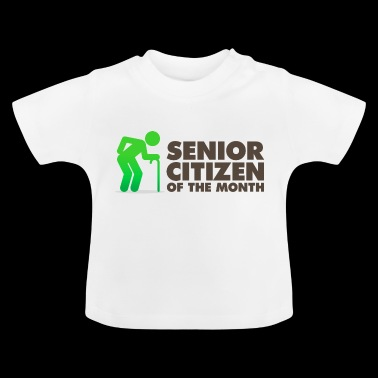 Senior of the Month - T-shirt Bébé