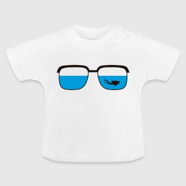 zonnebril - Baby T-shirt