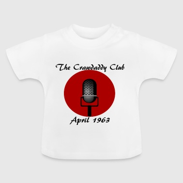 1963 The Crawdaddy Club - Baby T-shirt