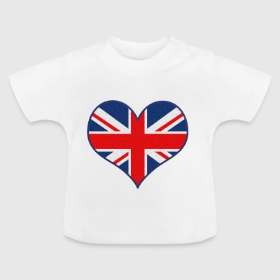 Love GB - Baby T-Shirt