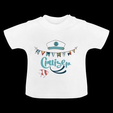 kryssning - Baby-T-shirt