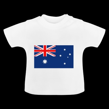 flag of australia - Baby T-Shirt