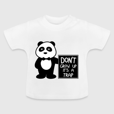 Do not grow up it's a joke - Baby T-Shirt