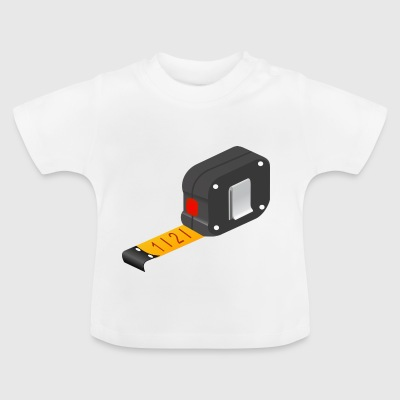 tape measure - Baby T-Shirt