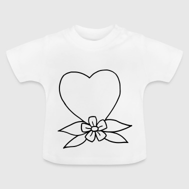 Heart traditional - Baby T-Shirt