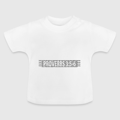 Proverbs 3: 5-6 Proverbs Bible Prayer Bible verses - Baby T-Shirt
