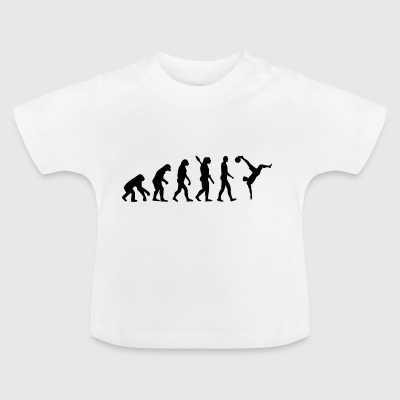 Evolution Beach Soccer - T-shirt Bébé