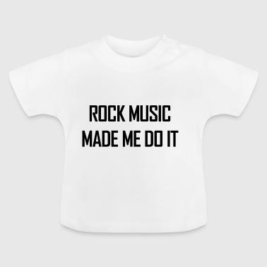 I+love+rock+babykleding