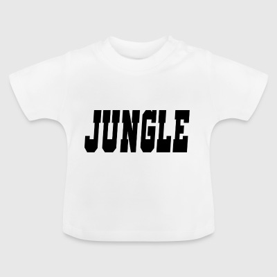 jungle - T-shirt Bébé