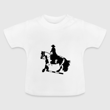 Tinker gallop I pole - Baby T-Shirt