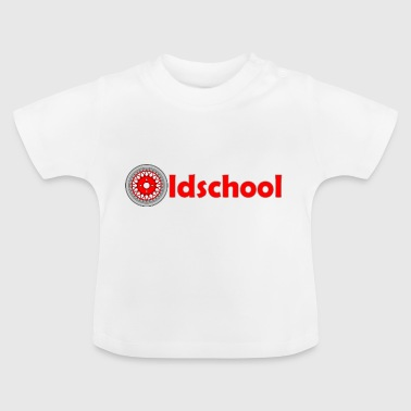 oldschool_wheel - Baby T-Shirt